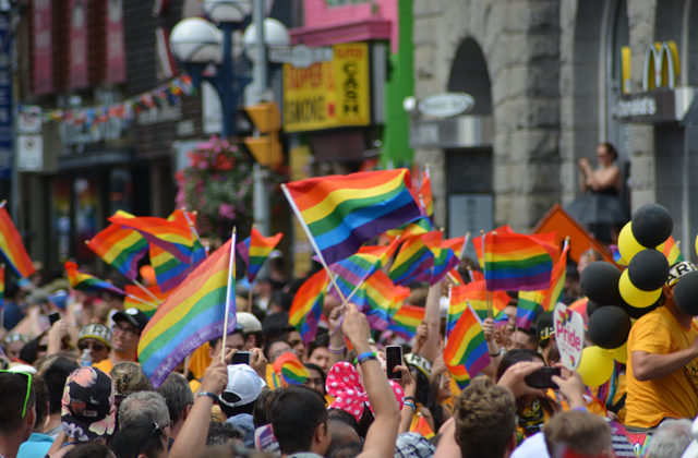 OpEd: Pride in 2018: Time to Fight Again