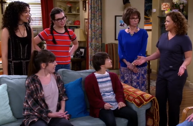 'One Day At A Time' Remake Features Non-Binary Teen Activist Character