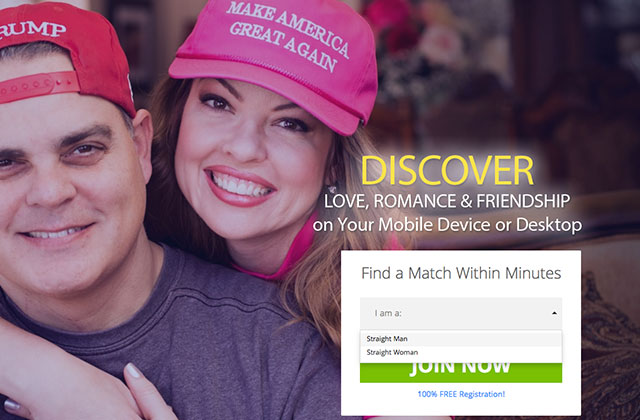 Miami Beach Pro-Trump Dating Site Excludes LGBT People