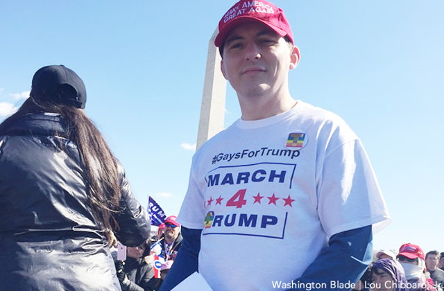 LGBT Trump Supporters Plan March on Lincoln Memorial