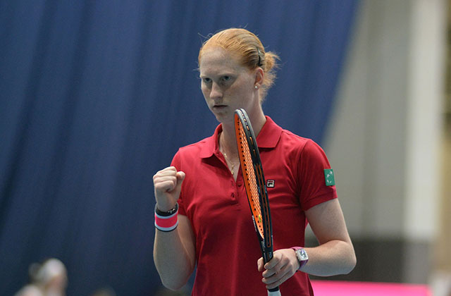 Tennis Player Alison Van Uytvanck Comes Out as Lesbian