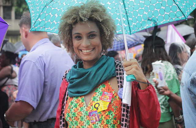 Bisexual Rio Councilwoman, Human Rights Activist Killed