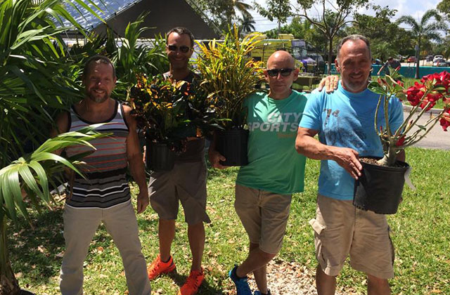 Tropical Plant Fair Finds New Home at Richardson Park