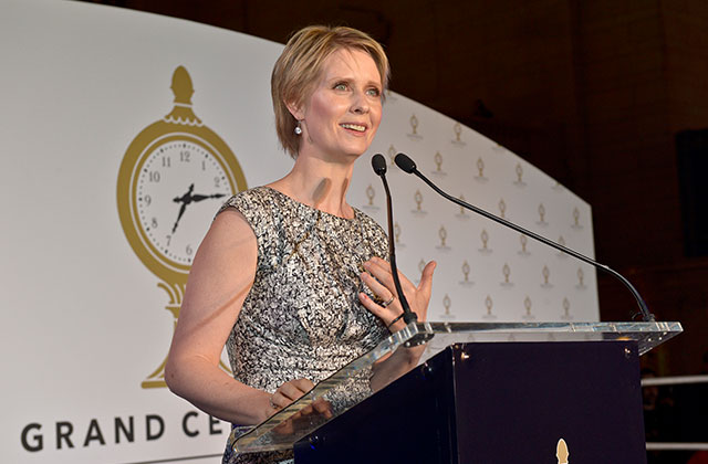 Cynthia Nixon called 'Unqualified Lesbian' by Andrew Cuomo Aide