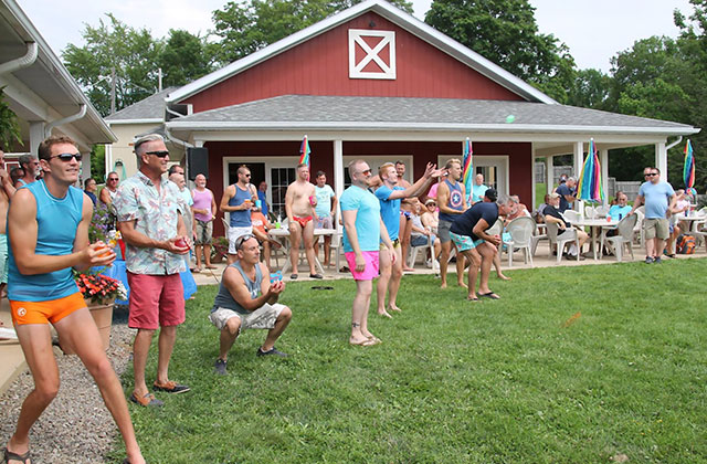 Gay Camping 2018: Jones Pond Campground & RV Park Delivers The Best Fun And Food By The Best Staff