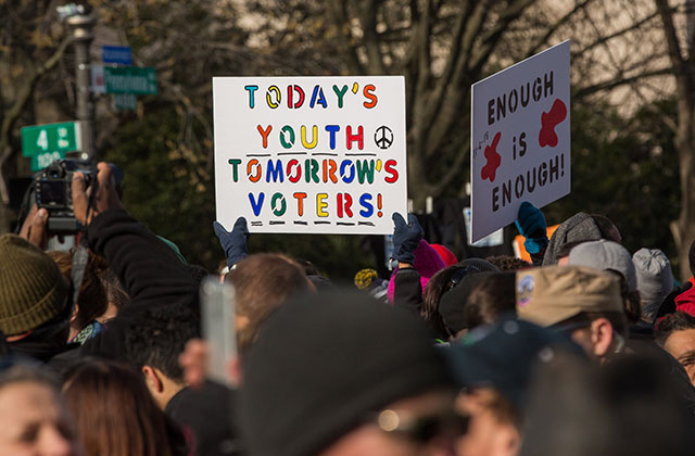 OpEd: A March for the Ages