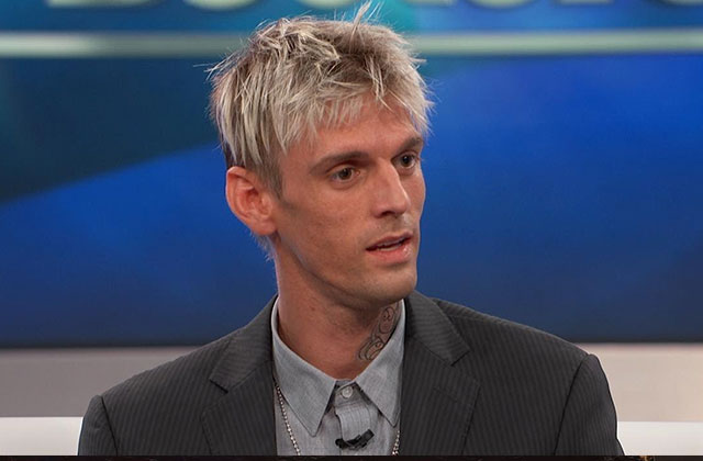 Aaron Carter Claims Bisexual Comments Were 'Misconstrued'