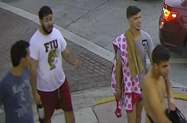 Attackers in Miami Gay Bashing Charged With Hate Crime