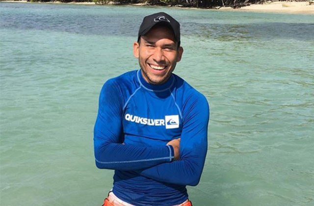 In Moving Essay, Olympic Diver Robert Paez Comes Out as Gay