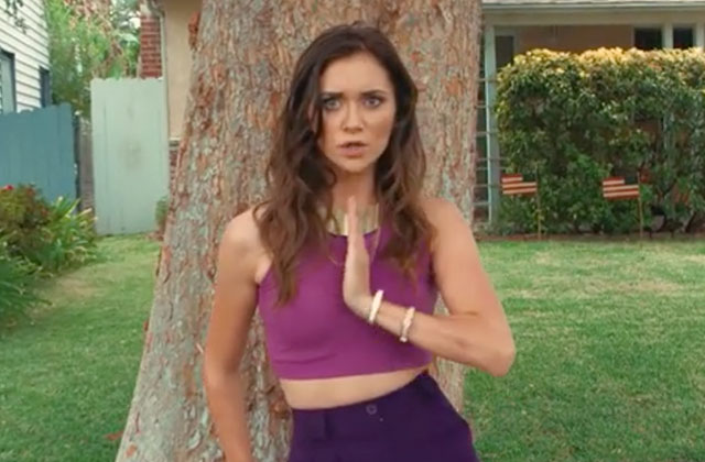 Actor Alyson Stoner Comes Out as Bisexual