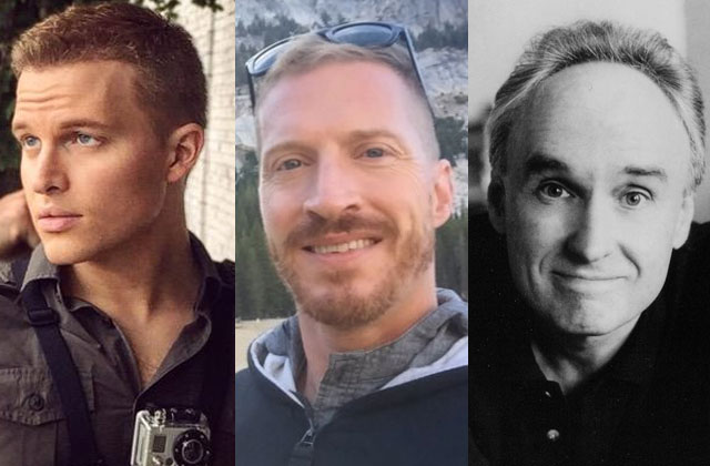 Three LGBT People Among Pulitzer Winners