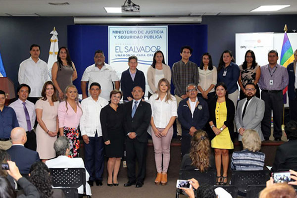 El Salvador Justice Ministry Launches New Pro-LGBT Policy