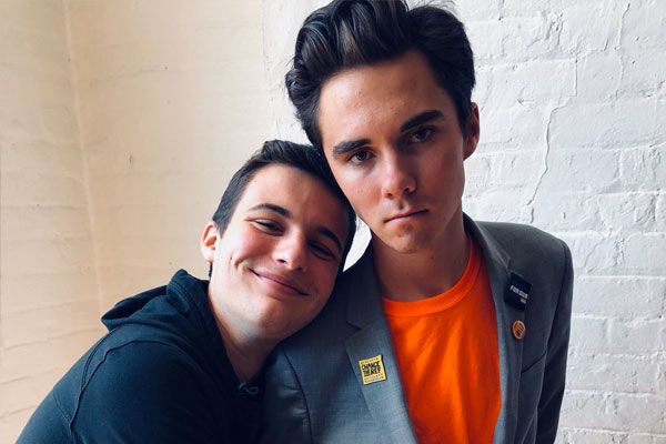 Parkland Survivors Cameron Kasky and David Hogg to Attend Prom Together