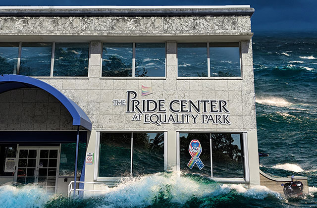 'Dark Cloud' Hangs Over Pride Center; CEO Apologizes