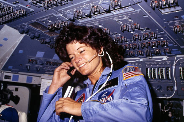Sally Ride Would Be 'Shaking Her Head' Over New NASA Chief, Partner Says