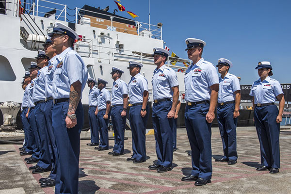 Coast Guard Will Not Ban Transgender Troops without Direct Law for Them