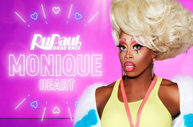 RuPaul's Drag Race Exit Interview: Monique Heart
