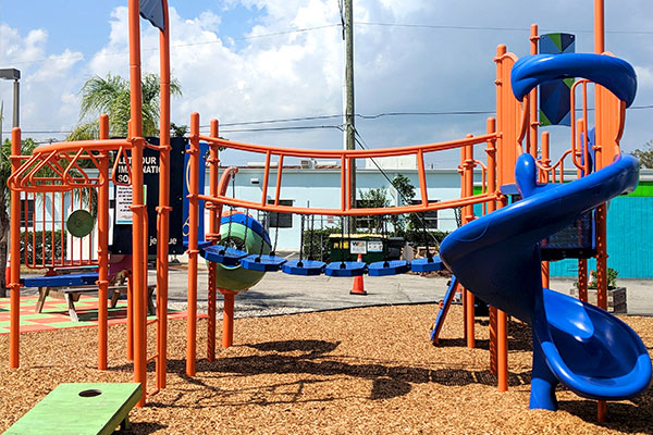 Letter to the Editor: Children Do Not Regularly Use the Pride Center Playground