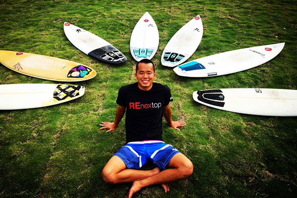 Is Gay Games Surfer China's First Out Athlete?