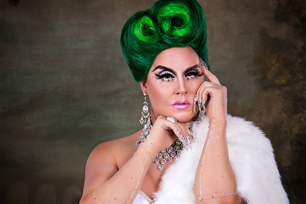 South Florida Drag Queens Compete in Delray Beach