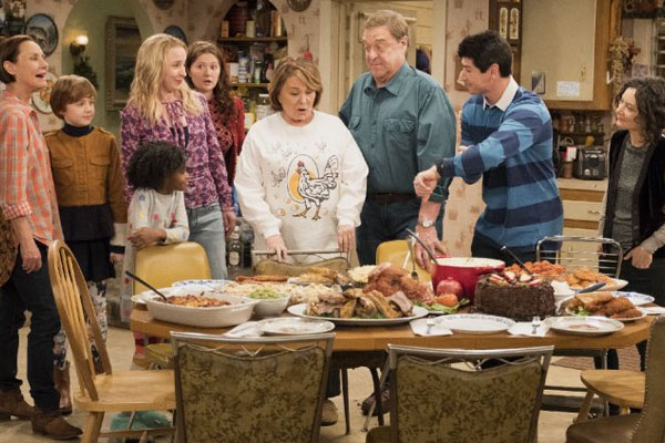 Roseanne Cancelled After Racially-Charged Tweet on Former Barack Obama Staffer