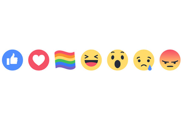 Facebook Will Not Bring Back Pride Flag Emoji For Pride Month