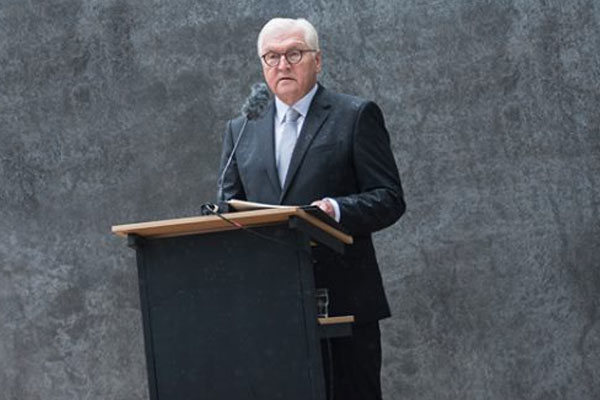 German President Apologizes to Gays for Decades of Injustice