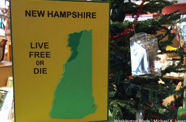 Two New Pro-LGBT Bills Signed Into New Hampshire Law by Governor