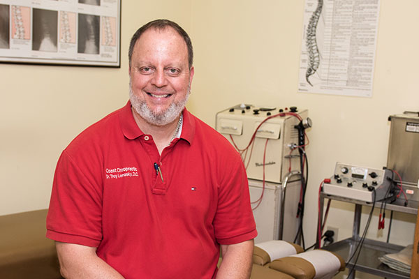 Business Spotlight: Dr. Troy Lomasky - Coast Chiropractic
