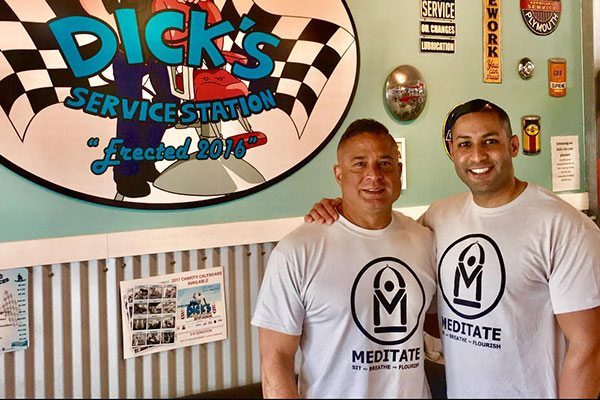 Business Spotlight: Eric McKnight and Christian Santiago - Dick's Service Station