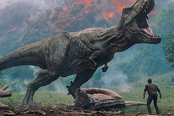 'Jurassic World' Sequel Has Lesbian Reference Cut From Film