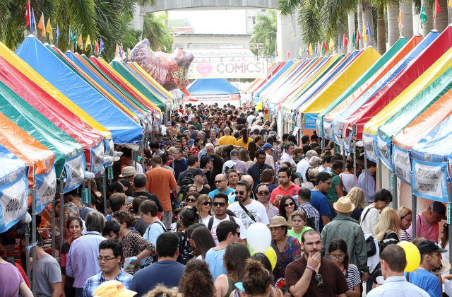 Good Reads: Miami Book Fair Spotlights LGBTQ Authors, History