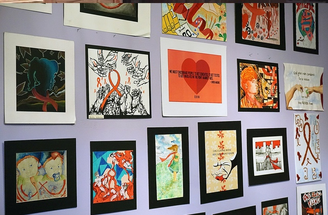 Using Art to Combat Stigmas of HIV/AIDS