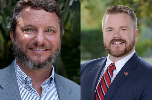 Justin Flippen will face long shot Boyd Corbin for mayor, while Gary Resnick gives up the mayoral seat to run for commissioner