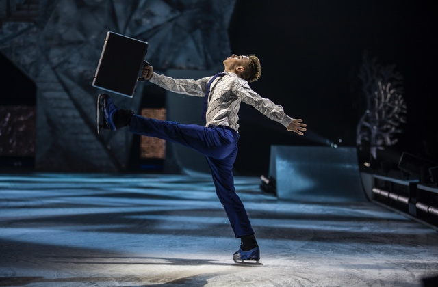 Gay Skater Develops New Skills with Cirque du Soleil