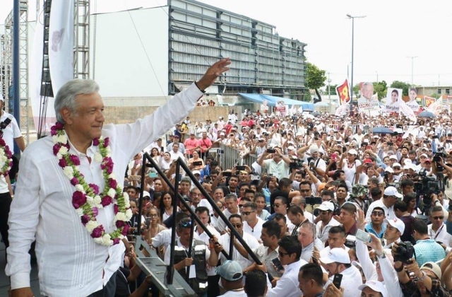 Mexico's President-Elect Cites LGBT Community in Victory Speech