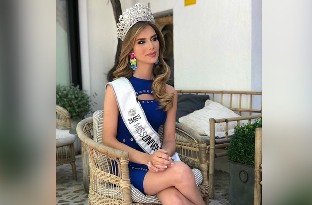 Angela Ponce Will be the First Trans Woman to Compete in Miss Universe