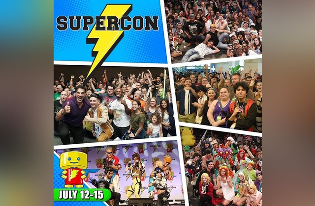 Florida Supercon is Your Chance to Meet Gay Celebs