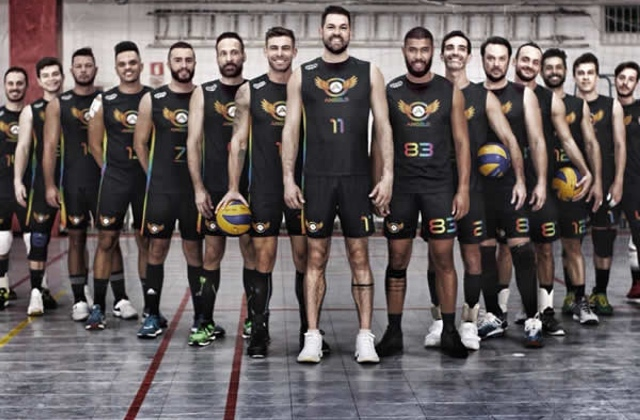 Brazilian Volleyball Players Dream of Attending Gay Games