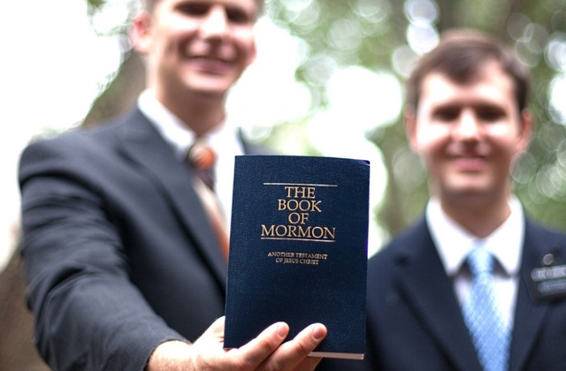 Mormon Church Says it's Not Opposed to Hate Crime Bill