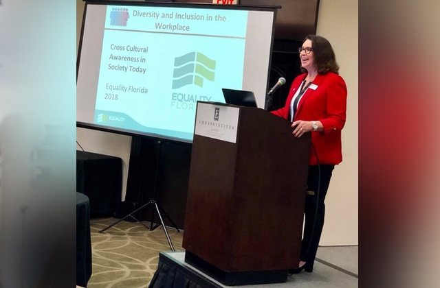 GFLGLCC Hosts 'Diversity in the Workplace'