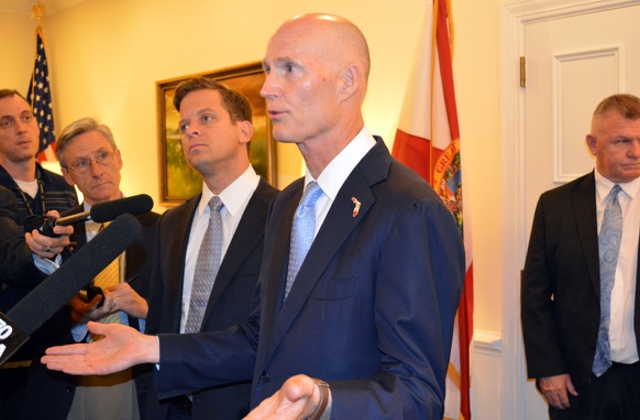 AHF Files Public Records Lawsuit Against Rick Scott