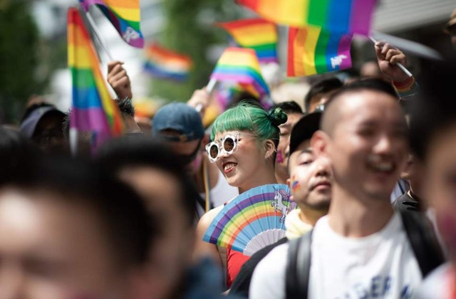 "Lawmaker of Japan's Ruling Party Under Fire For Calling LGBT ""Unproductive"""