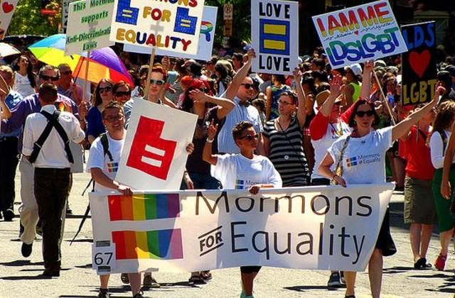 Lawsuit of 20 Years Becomes Powerful Utah LGBT Rights Win