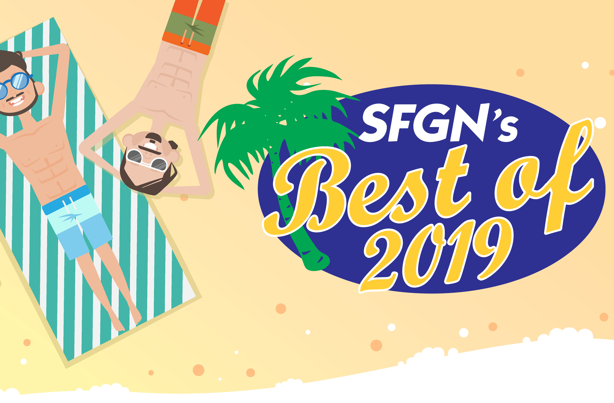 SFGN's 'Best Of 2019'-Vote Today