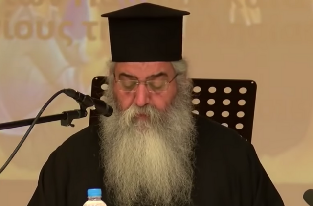 Cyprus bishop: Anal Makes Babies Gay
