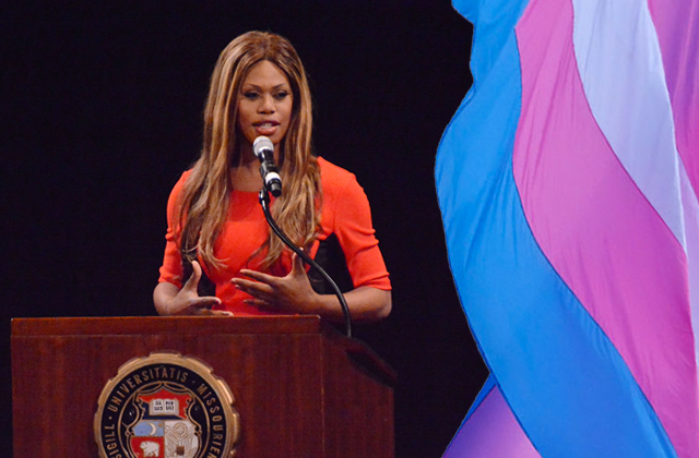 Laverne Cox Criticizes Jacksonville Police for Deadnaming Problem