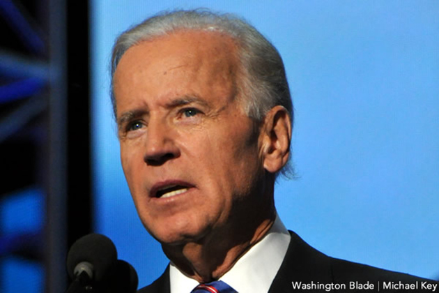 Biden Launches Campaign Promoting LGBTQ Acceptance