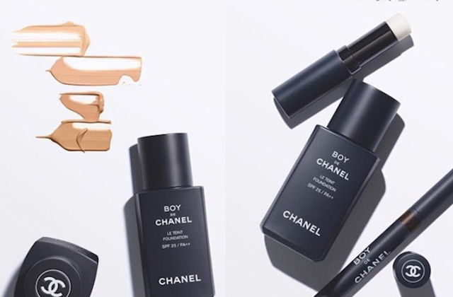 Chanel to Launch Makeup Collection for Men