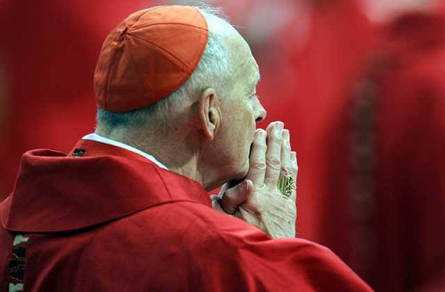 Cardinal McCarrick Scandal Inflames Debate Over Gay Priests